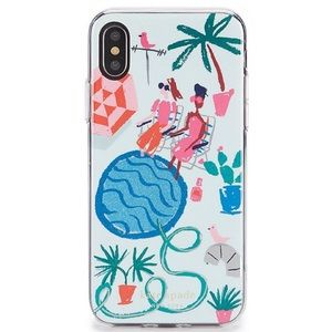 New Kate Spade rooftop stunning iPhone XS/ X